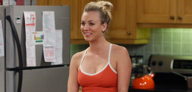 Kaley Cuoco-Sweeting als Penny