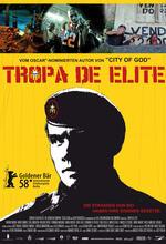 Tropa de Elite Poster