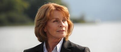 Senta Berger in der ZDF-Serie Unter Verdacht