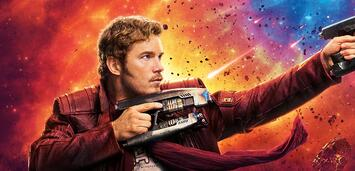 Bild zu:  Chris Pratt in Guardians of the Galaxy Vol. 2