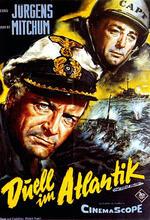 Duell im Atlantik Poster