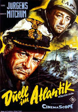 Duell im Atlantik - Poster
