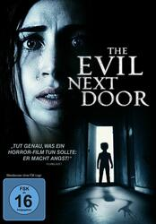The Evil Next Door Poster