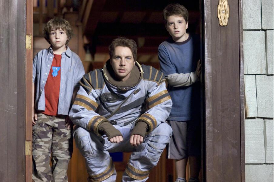 Zathura - Ein Abenteuer im Weltraum mit Josh Hutcherson, Dax Shepard und Jonah Bobo