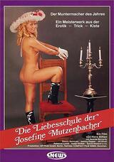 Die Liebesschule der Josefine Mutzenbacher - Poster