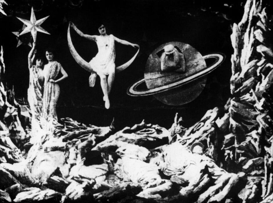 Reise Zum Mond Film