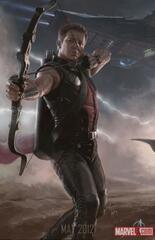 Hawkeye / Avengers