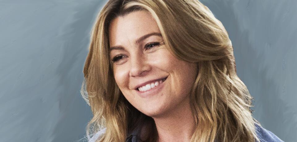 Ellen Pompeo: Meredith Grey in Grey's Anatomy