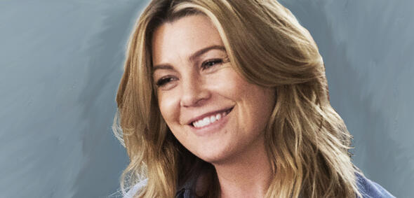 Ellen Pompeo: Meredith Grey in Grey's Anatomy