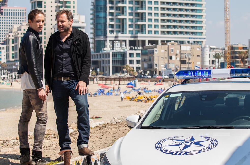 Der Tel-Aviv-Krimi: Alte Freunde mit Samuel Finzi und Katharina Lorenz