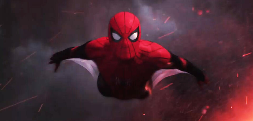 Trailer zu Spider-Man: Far From Home