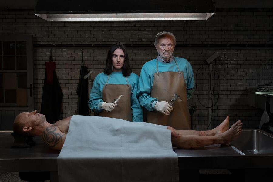 Dead End, Dead End - Staffel 1 mit Antje Traue und Michael Gwisdek