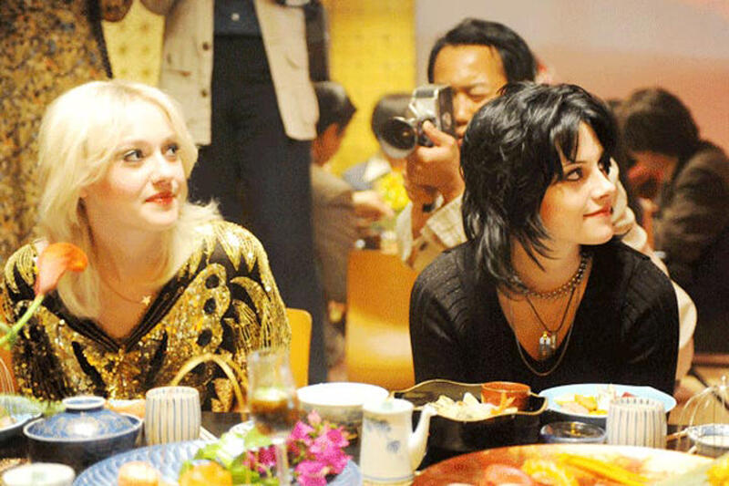 The Runaways mit Kristen Stewart und Dakota Fanning