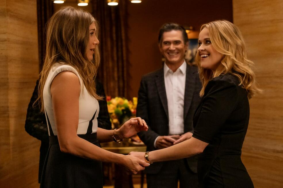 The Morning Show, The Morning Show - Staffel 2 mit Jennifer Aniston, Reese Witherspoon und Billy Crudup