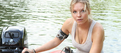 Eloise Mumford in The River