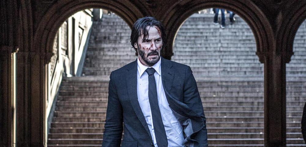 Keanu Reeves würde auch einen dritten John Wick-Teil drehen
