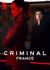 Criminal: Frankreich - Poster