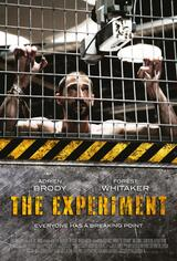 The Experiment - Poster