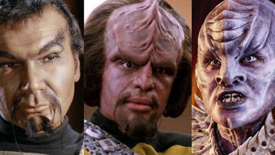 Star trek discovery klingonen