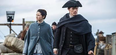Outlander - Jamie und Claire Fraser