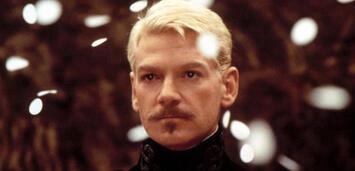 Bild zu:  Kenneth Branagh in seiner Paraderolle als Hamlet