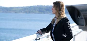 Grey's Anatomy: Ellen Pompeo als Meredith Grey in Staffel 14 mit gruseligen Aussichten?