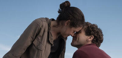 Gyllenhaal und Tatiana Maslany in Stronger