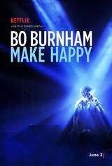Bo Burnham: Make Happy - Poster