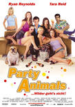 Party animals poster
