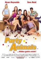 Party Animals - Wilder geht's nicht! - Poster