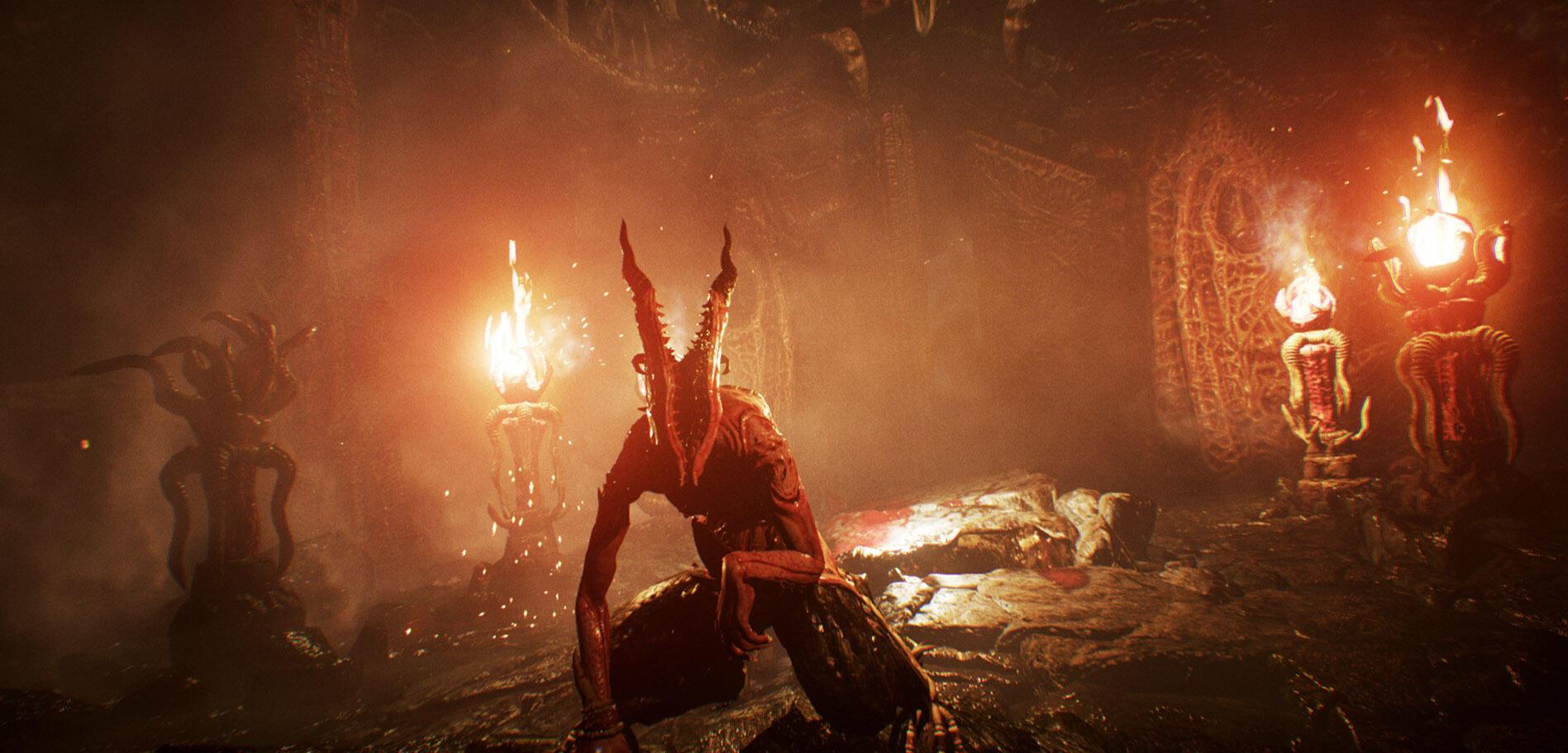 Agony — Seht 8 Minuten Gameplay aus dem höllischen Survival-Horror