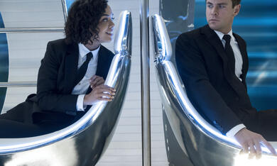 Men in Black: International mit Chris Hemsworth und Tessa Thompson - Bild 5