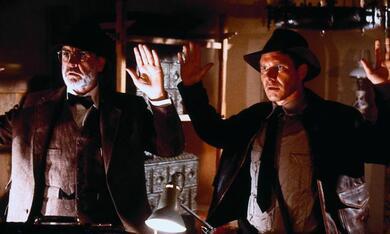 Indiana Jones und der letzte Kreuzzug mit Harrison Ford und Sean Connery - Bild 5