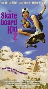 Skateboard Kid 2 - Poster
