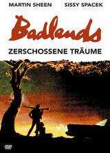 Badlands - Zerschossene Träume - Poster