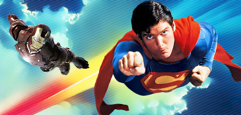 Richard Donners Superman bereitete auch den Weg für das MCU