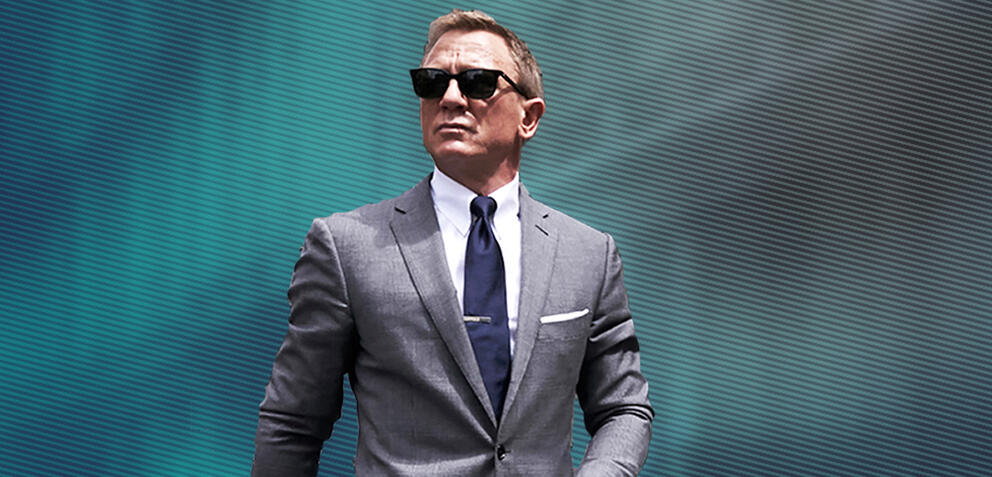 Letzter Bond Film