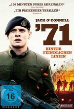 71 - Hinter feindlichen Linien Poster