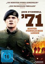 71 - Hinter feindlichen Linien - Poster