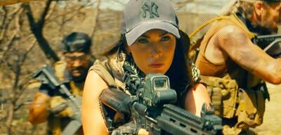 Megan Fox in Rogue Hunter