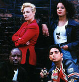 New York Undercover - Poster