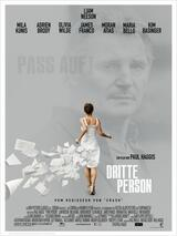 Dritte Person - Poster