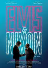 Elvis & Nixon - Poster