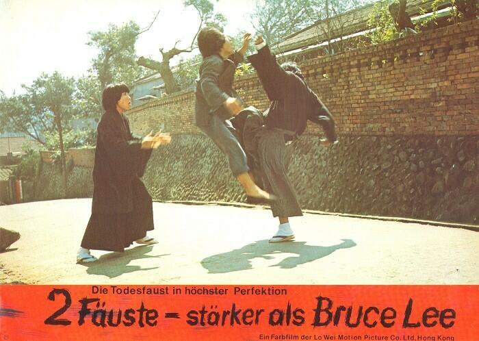 Zwei Fäuste... stärker als Bruce Lee