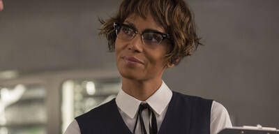 Halle Berry als Ginger in Kingsman: The Golden Circle
