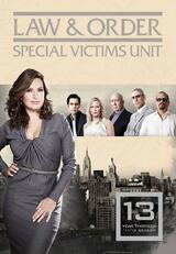 Law & Order: New York - Staffel 13 - Poster
