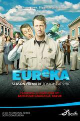 EUReKA - Die geheime Stadt - Staffel 2 - Poster
