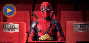 Bild zu:  Deadpool wählt das Kino. Und du?