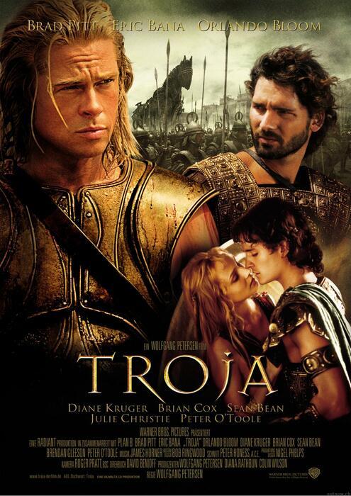 Troja Besetzung