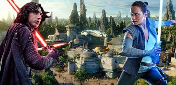 Bild zu:  Star Wars: Galaxy's Edge